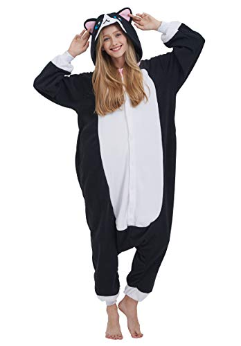 Kigurumi Pijama Animal Entero Unisex Adultos Capucha