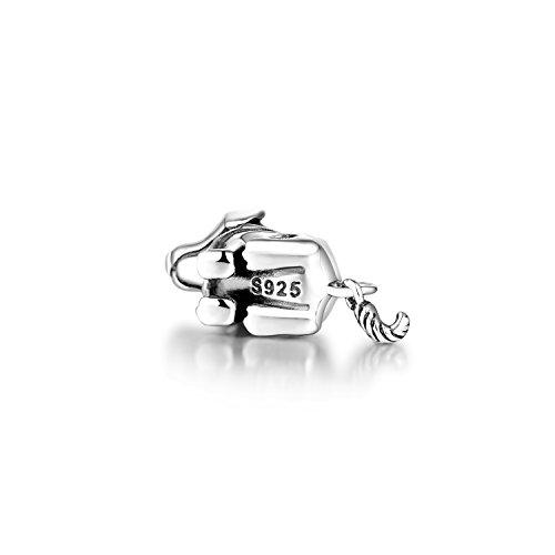 Charms-Chien-En-Argent-Sterling-925-Pour-Bracelets-Pandora