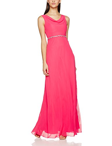 Laona Damen Partykleid LA11800L, Rosa (Shell Pink), 38 (Herstellergröße: M)