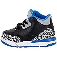 Nike - Jordan 3 Retro Bt, Pattini Unisex – Bimbi 0-24