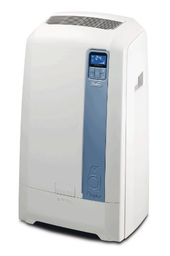 DELONGHI PAC WE112ECO - AIRE ACONDICIONADO PORTATIL (A+  1000W  1 KWH  COLOR BLANCO  LCD  50 5 CM)