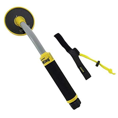 Tenlso Detector de Metales Sumergibles de Inducción de Pulso de Mano con Ibración y Indicador de Detección...