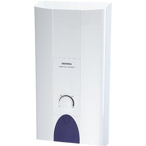 Siemens DE2427415 calentadory - Hervidor de agua (Sin depósito (instantánea), Solo, Interior, 3 - 13.2 l/min, 27000W, 0,25 barra) Color