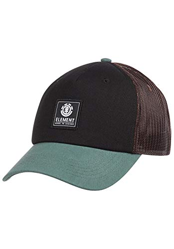 Element Icon Mesh Cap - Hunter Green, One Size -