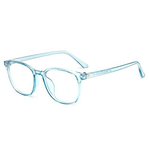 XCYQ Brillengestell Brillengestell Herren Damen Vintage Brillengestell Klar Brillengestell, B