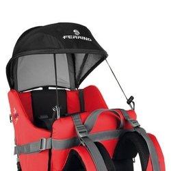 Ferrino Baby Carrier Sun Cover Protezione Sole per Zaino Porta Bimbo, Grigio