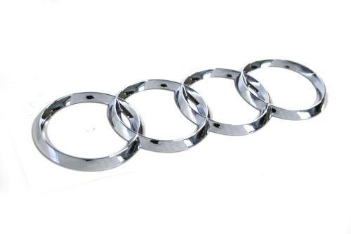 Anillos de cromo, accesorio original para Audi A3 / A4 / A6