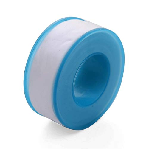 LXESWM Wasserpfeife Wasserdichtes Wasserdicht Trapping Band, Wasserdicht Klebeband, Wasser-Rohr-Rohr-Dicht-Hahn-Leck-Dicht Rohstoff Gürtel (Farbe : White, Size : 1.9cm×15m)