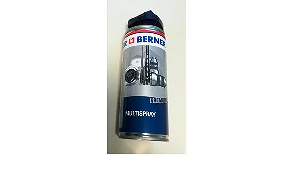 Berner Multispray Rostlöser Kontaktspray Korrosionsschutz Und Metallpflegemittel Auto