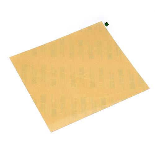 PrimaCreator PF-PEIU-224x254-05 PEI Ultem Sheet 0.2 mm with 3M 468MP Tape 224 mm x 254 mm