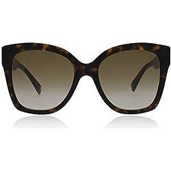 Gucci GG0459S HAVANA-GOLD-BROWN (002) - Gafas de sol