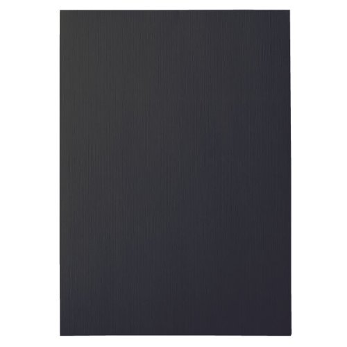 Leitz 15774 Deckblatt Leinen, A4, Karton, 100 Stück, schwarz