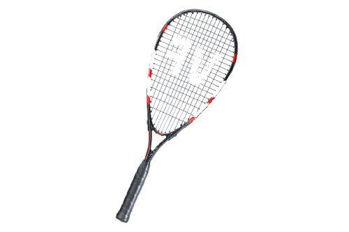 VICFUN 865/0/2 Speed-Badminton Schläger VF 2500, schwarz - Tragegurt Speed