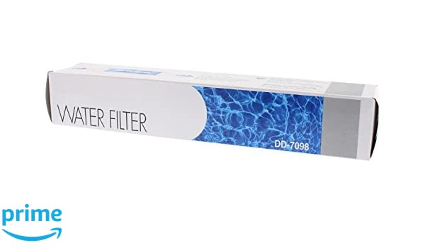 Aeg Kühlschrank Wasserfilter Wechseln : Aeg wasserfilter originalnr  amazon elektro