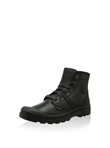Palladium MEN'S PALLABROUSE Plus 2 - Herren Schuhe Sneaker Boots Black/Metal