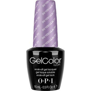 OPI Gelcolor - The Pastels Collection - Do You Lilac It? - 15ml