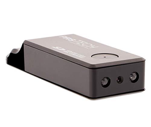 prsTECH® microCAM MC3 Mini Spionage Kamera 1080p HD USB Stick Kamera Mini Spy Cam nightvision Motion Detection Bewegungserkennung