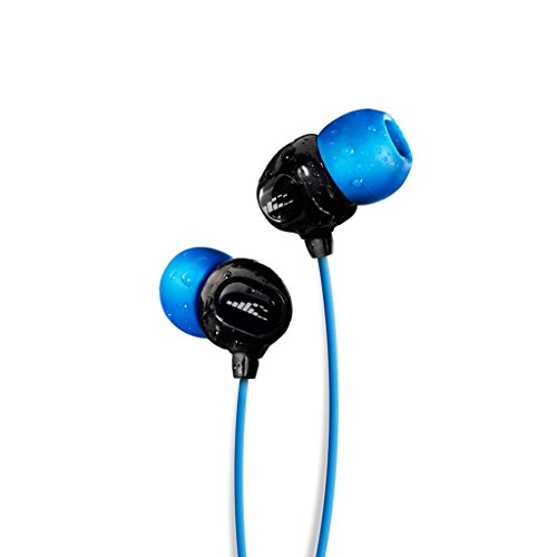H2O Audio Surge 2G Swimming In-ear Blue