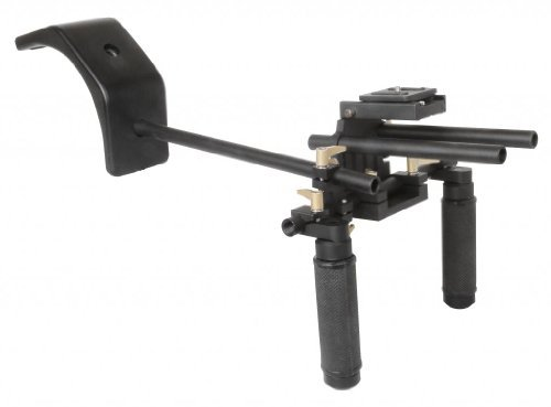 Polaroid PL-STA96 Professional Stabilizer System For Digital SLRs and Camcorders  available at amazon for Rs.17193