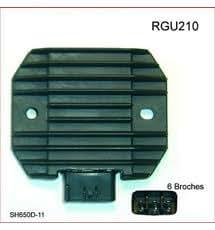 Régulateur de tension YAMAHA pour YAMAHA- 125- XVS 125 DRAG STAR- 2000