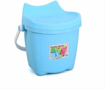 jgov-all-plastic-bucket-with-a-lid-hf3585-blue