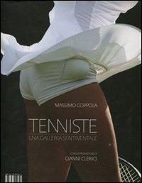 Tenniste. Una galleria sentimentale por Massimo Coppola