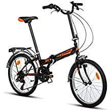 Bicicleta plegable amat nautic aluminio
