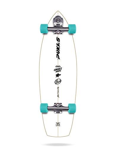 YOW Pukas La Loca Surfskate, 33.5
