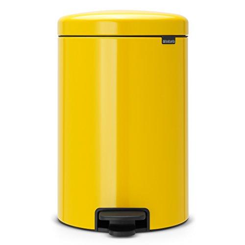 brabantia-treteimer-mit-inneneimer-aus-kunststoff-stahl-daisy-gelb-20-liter
