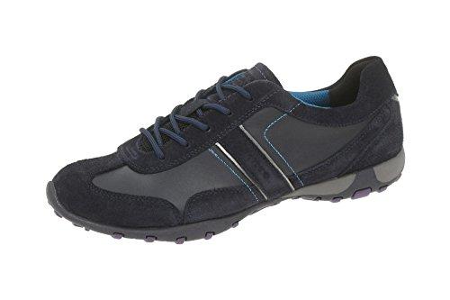 Geox, Sneaker donna, Blu (blu), 40