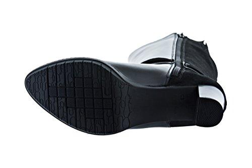 Botte SALMAGODI Femme 13-2244 Noir