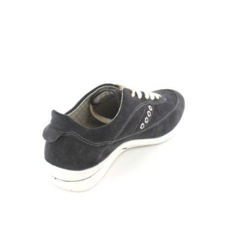 LEGeRO JEANSBLAU 2-00639-86 femmes Chaussures à lacets Bleu