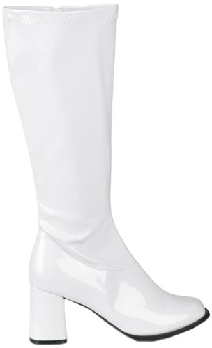 Boland Damen Stiefel, weiß, 38 EU (Weiß Fancy Dress Kostüme)