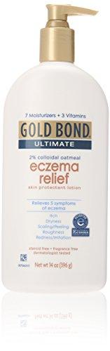 Ekzem Relief (Goldbond Eczema Relief 396g Koeperlotion gegen Ekzeme USA)