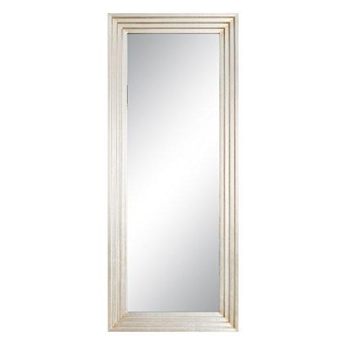 Espejo-vestidor-minimalista-plateado-de-madera-para-dormitorio-de-70-x-170-cm-Fantasy