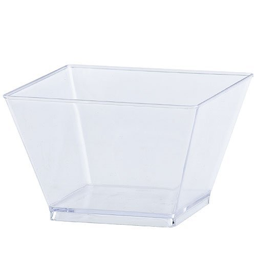 s 20 Count Condiment Bowl, 8-Ounce, Clear ()