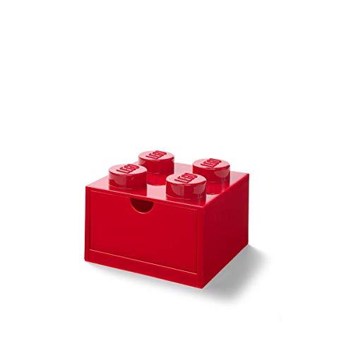 LEGO Cajón de Escritorio con 4 pomos