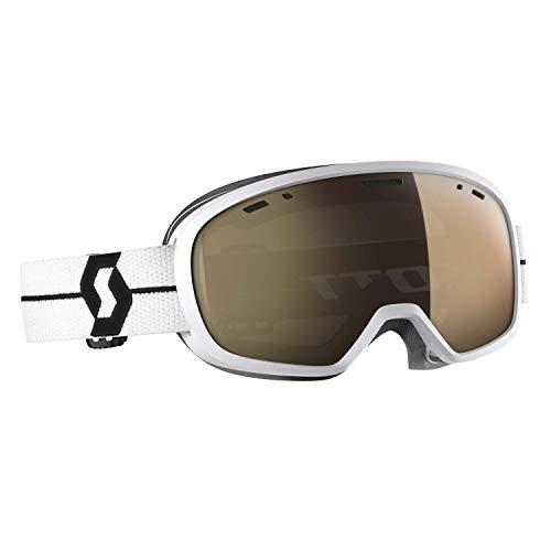 SCOTT MUSE PRO LS Skibrille weiß Einheitsgröße