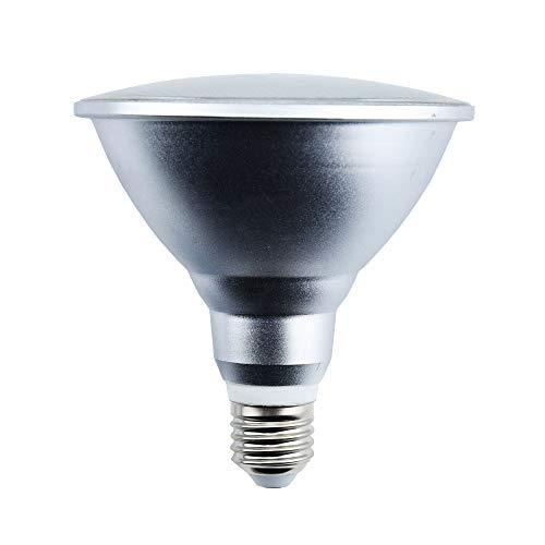 Bonlux PAR38 LED 15W Lampe ersetzt 120W, E27, wasserdicht IP65 Reflektorlampe AC 85-265V, Warmweiß 3000K 120 Grad (Nicht Dimmbar), 1-Stück