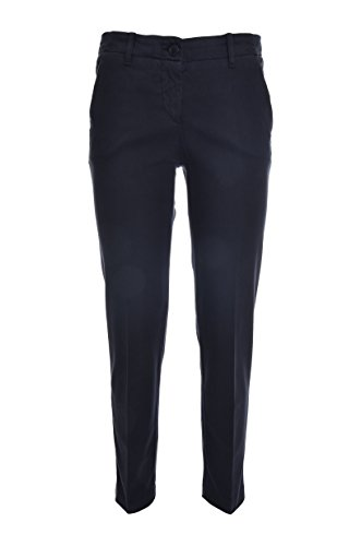 Armani - Pantalon - Femme bleu foncé