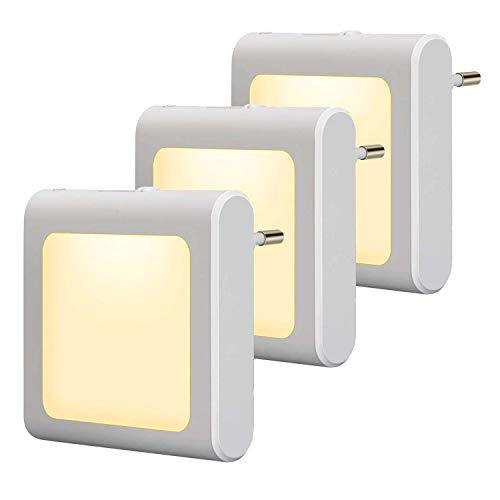 3 Stück LED Nachtlicht
