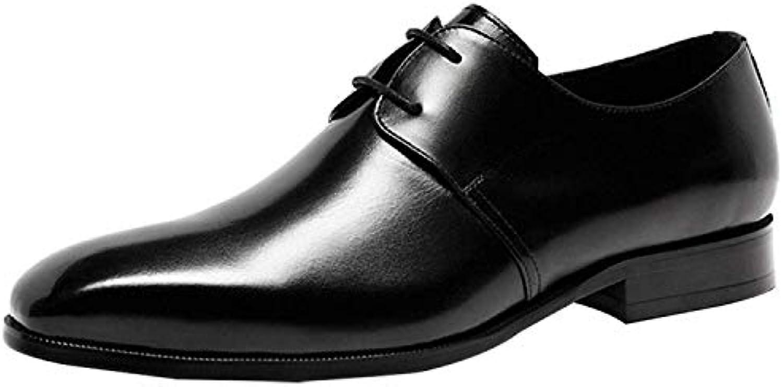 Oudan Oudan Oudan Il Punto di Scarpe da Uomo Derby Business Scarpe Casual Abbigliamento Formale Scarpe da Lavoro (Coloreee  ... | A Buon Mercato  fc0e2b