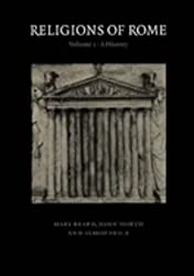 Religions of Rome: Volume 1, A History.