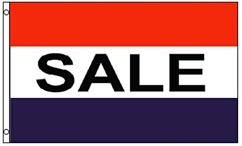 Home and Holiday Flags Sale Flag Business Advertising Banner Store Pennant Nylon 3x5 Ft Indoor Outdoor -