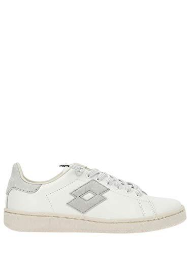 Lotto Leggenda, Donna, Autograph W, Pelle, Sneakers, Bianco, 36 EU