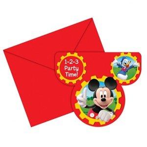 Mickey Mouse Party lädt (Mouse Lädt Mickey)