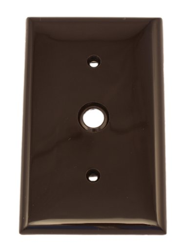 leviton-80718-1-gang-0406-inch-hole-device-telephone-cable-wallplate-standard-size-thermoplastic-nyl