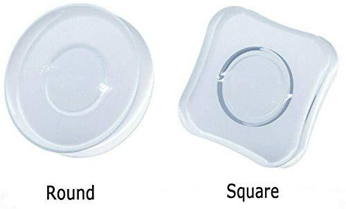 Nano-Casual-Paste-PU-Material-Magie-Aufkleber-Handyhalter-Wiederverwendbare-Pad-multifunktions-Nano-Starke-Viskositt-rutschfeste-Greifpads-Quadrat-Runde-2-stcke