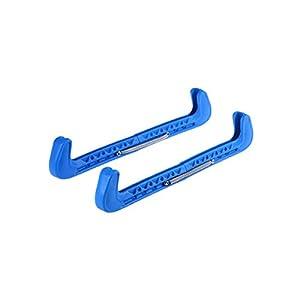 VORCOOL Schlittschuhschoner Verstellbarer Spatenschutz (Blau)
