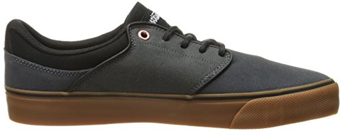 DC Mikey Taylor Vulc Low Top Chaussures pour hommes Grey/Black